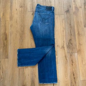 Never Worn Men's Citizen of Humanity Jeans